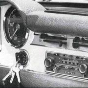 تاریخچه سیستم های صوتی و تصویری خودرو