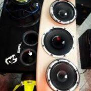 اطلاعات سیستم صوتی خودرو