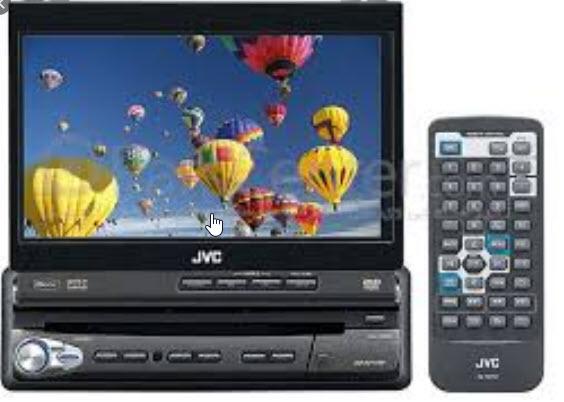 تاریخچه شرکت جی وی سی (JVC)